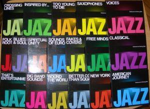 Vind CD Jazz Süddeutsche Zeitung Jazz Gesamtedition (18 CD) Audio-CD