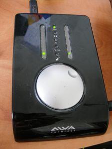Vind DAC/interfata MIDI/amp casti ALVA Nanoface