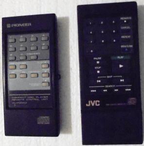 Vind telecomenzi Pioneer si JVC