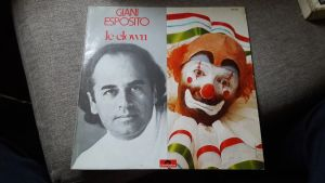 vinil Giani Esposito ‎– Le Clown