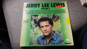 vinil Jerry Lee Lewis ‎– Jerry Lee Lewis - Volume 2