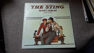 vinil Marvin Hamlisch Featuring The Music Of Scott Joplin ‎– The Sting