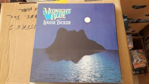 vinil Midnight Blue (4) ,A Project With Louise Tucker – Midnight Blue