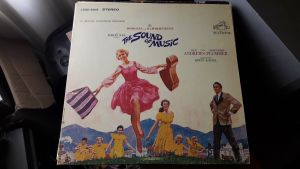 vinil Rodgers And Hammerstein* / Julie Andrews, Christopher Plummer, Irwin Kostal – The Sound Of Music (An Original Soundtrack Recording)