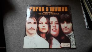 vinil The Mamas & The Papas ‎– The Papas & The Mamas
