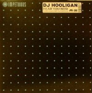 Vinyl DJ Hooligan ‎– Hear You Now