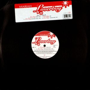 Vinyl Mariah Carey ‎– Loverboy