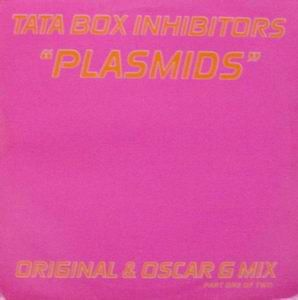 Vinyl Tata Box Inhibitors ‎– Plasmids , original & Oscar G mix