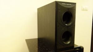 Wharfedale ( subwoofer activ )
